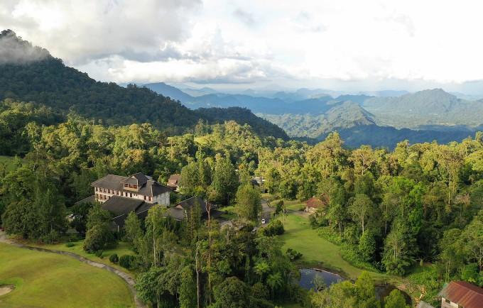 Hotel in den Wolken: Borneo Highland Resort